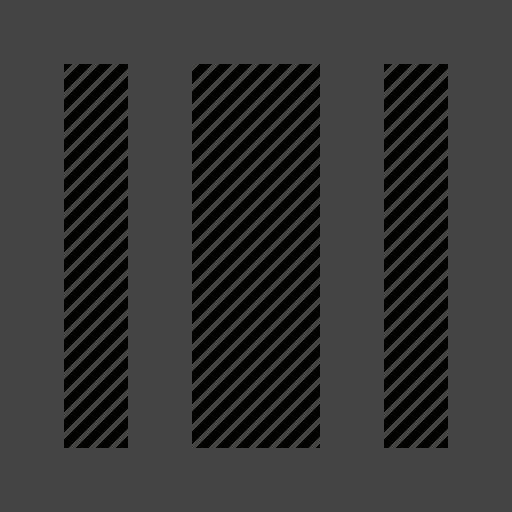 Grid, layout, customization icon