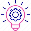 business, creative, idea, innovate, innovative, innovative icon icon