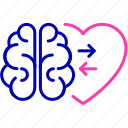 affiliation, emotional connection, personal connection, personal relationship, working relationship icon icon