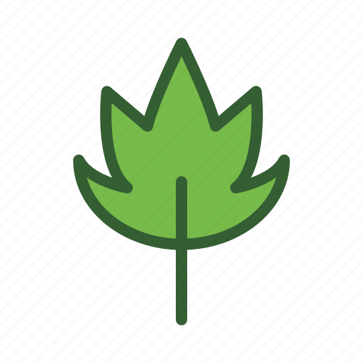 Life, ecology, leaf, nature, eco, green, natural icon