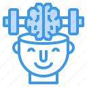 brain, learning, exercise, gym, head