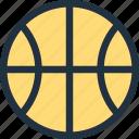 ball, basketball, game, play, sport
