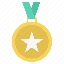 army, award, badge, medal, military, prize, war icon