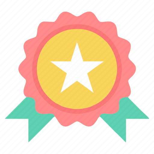 Badge, award, medal, prize, winner icon - Download on Iconfinder