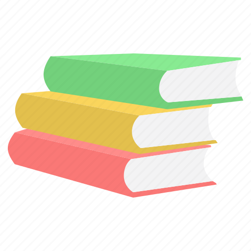 book, books, education, knowledge, library, school, study icon
