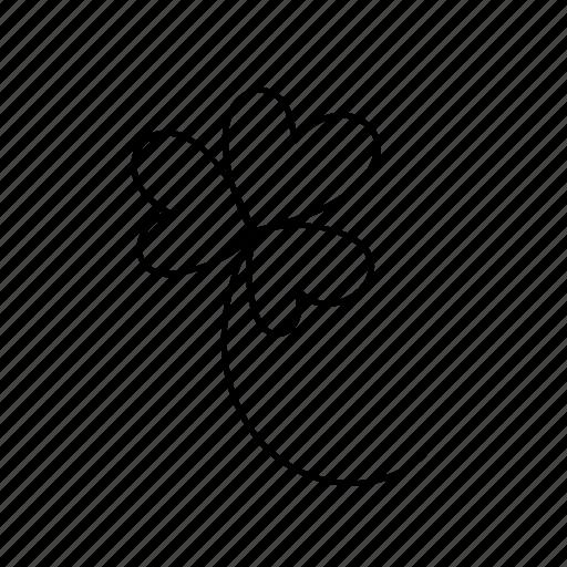 Clover, irish, leaf, nature, plant, ireland, luck icon