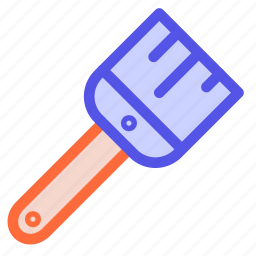 brush, css, paint, style, tool icon