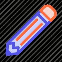draw, edit, pencil, style, tool icon