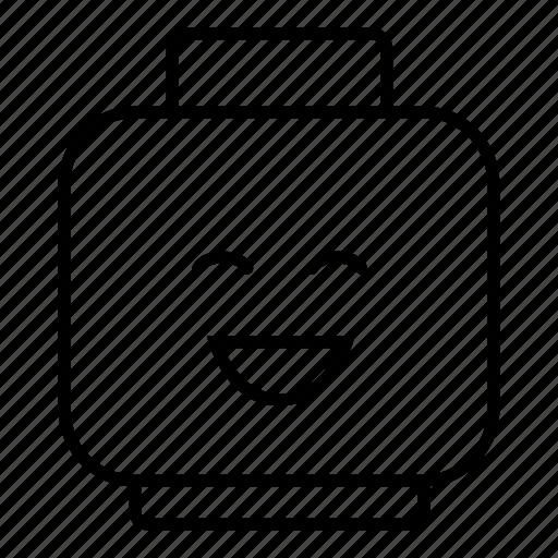 emoticon, emoticons, emotion, emotions, face, laugh, smiley icon