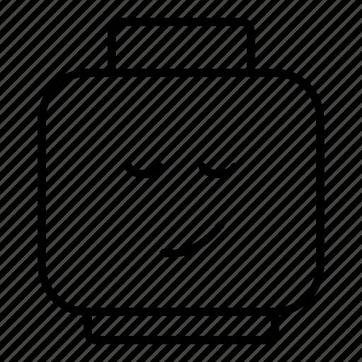 emoticon, emoticons, emotion, emotions, face, shame, smiley icon