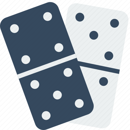 dominos, game, hobby, leisure, sport icon
