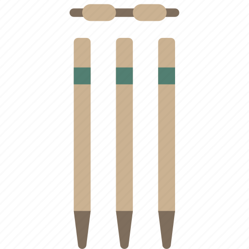 cricket, game, hobby, leisure, sport, wicket icon