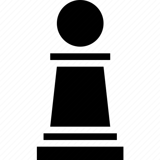 chess, pawn, piece icon
