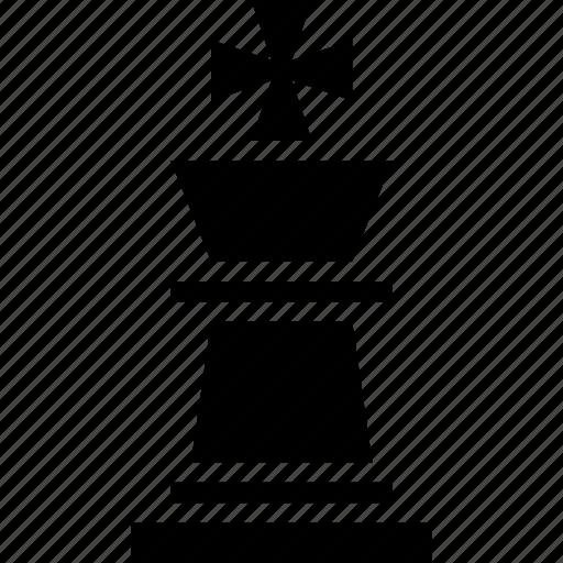 chess, king, piece icon