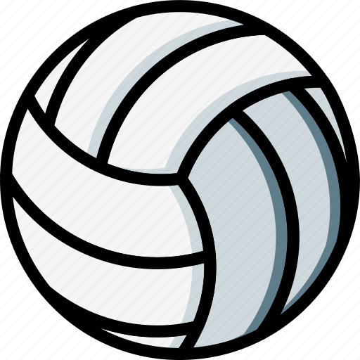 game, hobby, leisure, sport, volleyball icon