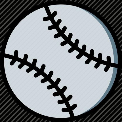 baseball, game, hobby, leisure, sport icon