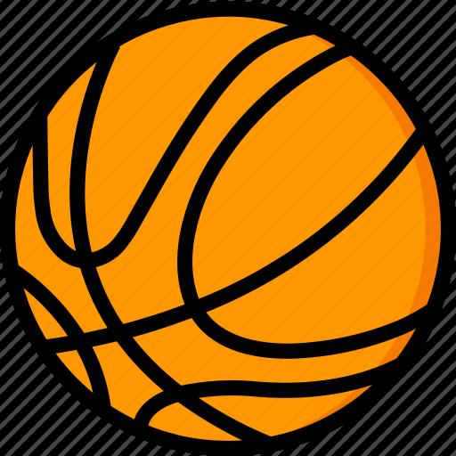 basketball, game, hobby, leisure, sport icon