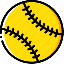 baseball, game, hobby, leisure, sport icon