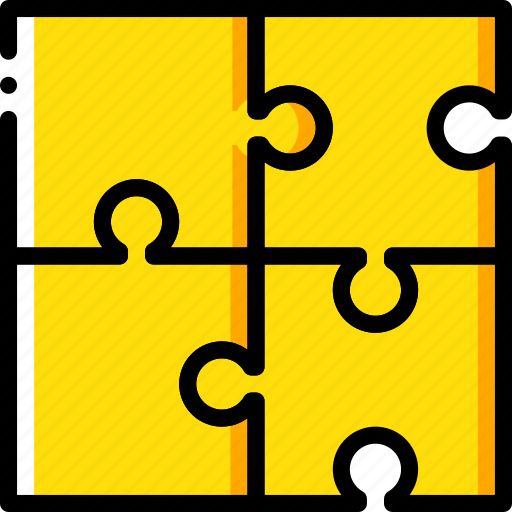 game, hobby, leisure, pieces, puzzle icon