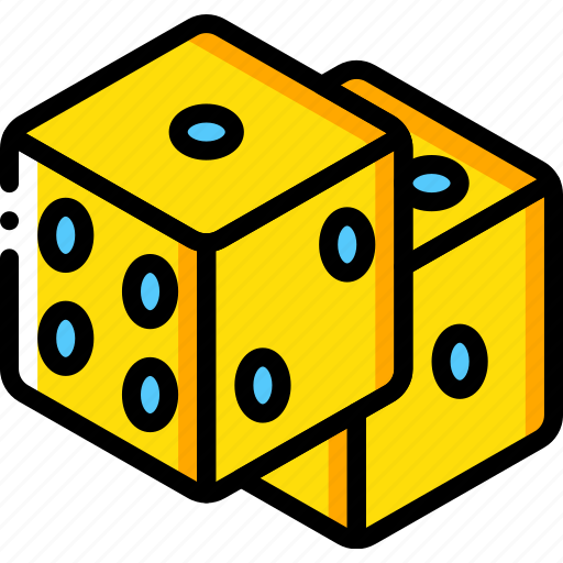 dice, game, hobby, leisure, sport icon