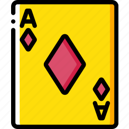 card, game, hobby, leisure, playing, sport icon