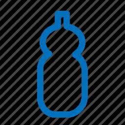 bottle, drink, juice, soda, water icon