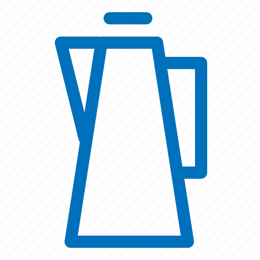 coffe, drink, jug, kettle, pot icon