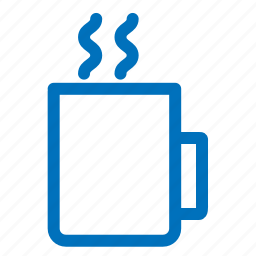 coffe, cup, drink, glass, hot, tea icon