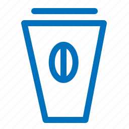 coffe, cup, drink, glass, togo icon