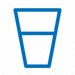 drink, glass, thirsty, water icon