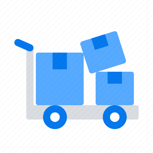 box, package, warehouse icon
