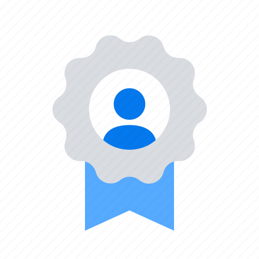 award, employee, manager icon