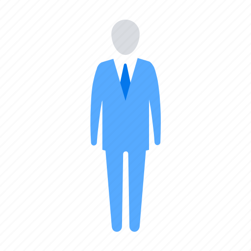 businessman, consultant, man, manager icon