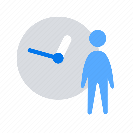 hours, schedule, time, work icon