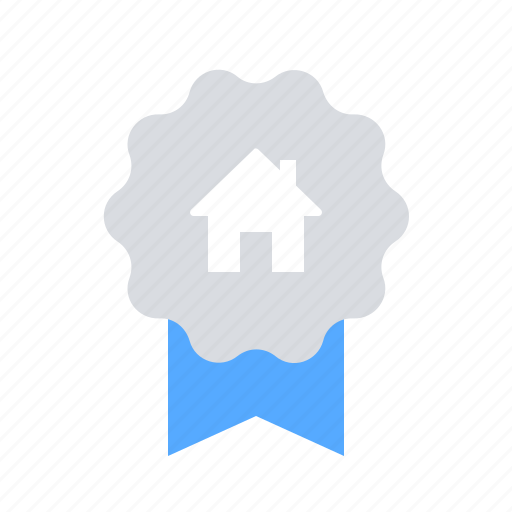 Achievement, award, house icon - Download on Iconfinder