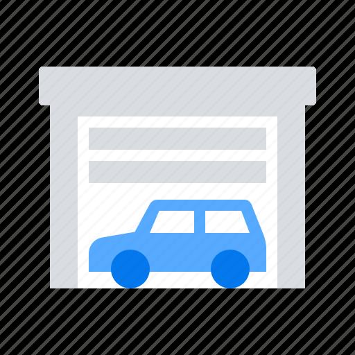 Car, garage, vehicle icon - Download on Iconfinder