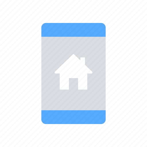 App, house, mobile icon - Download on Iconfinder