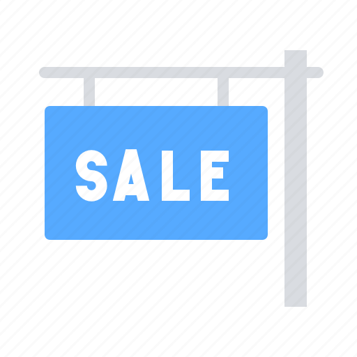 House, property, sale icon - Download on Iconfinder