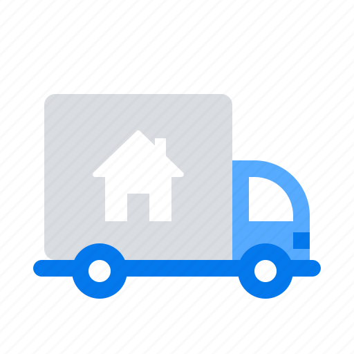 Accomodation, moving, relocation icon - Download on Iconfinder