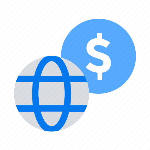 Global, money, world icon - Download on Iconfinder