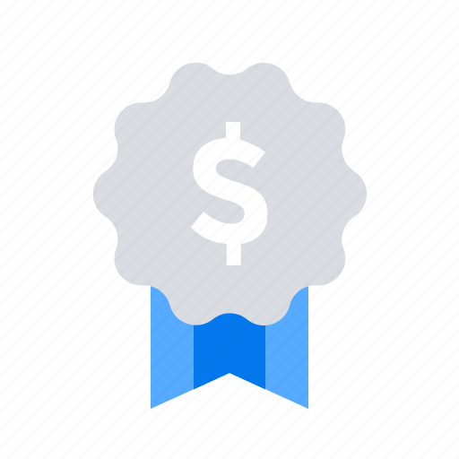 award, money, profit icon