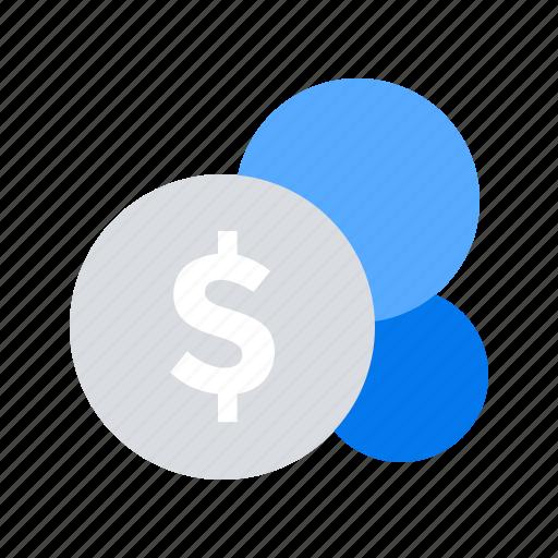 cash, cent, coin icon