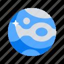 globe, planet icon