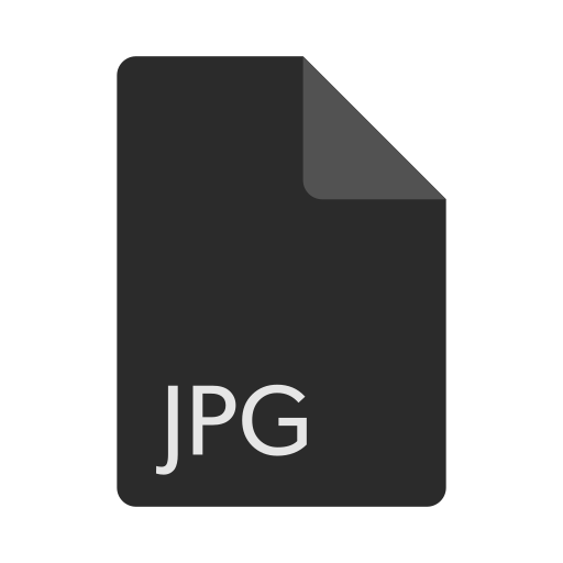 extension, file, format, jpg icon