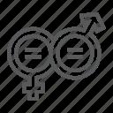 cisgender, female, gender, lgbt, male, pride, sex icon