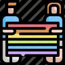 flag, flags, homosexual, lgbt, national, pride, rainbow icon