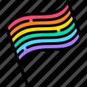 lgbt, flag, pride, lgbtq, rainbow, gay, freedom