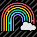 rainbow, lgbt, pride, freedom, homosexual, lesbian, gay