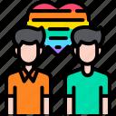 gay, lgbtq, homosexual, relationship, love, men, people
