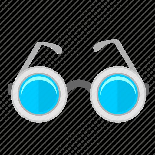eye, eyeglasses, glasses, look icon